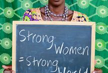 Feminist Quotes / Our strong female role models! Girl Power!