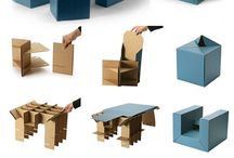 nábytek papír