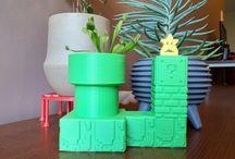 3D julegaver
