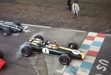Lotus Racing Green