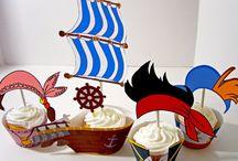 festa jake piratas