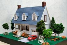 Quarter Scale 1:48 Dollhouse