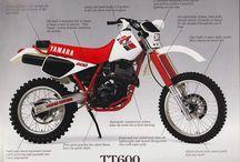 '80 Enduro motors / Library classic enduro 1980