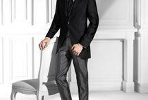 Luxusné pánske obleky