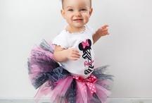 Norah G turns 1! / by Audrey Johnson Bayles