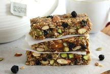 Delicious home made protein bars / Home made and healthy snacks