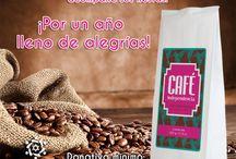 ¡REGALA CAFÉ A TUS SERES QUERIDOS!