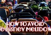 Disney Planning / Tips for planning your Disney vacation.