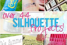 Silhouette projects  / by Heather Hutchings Rogers