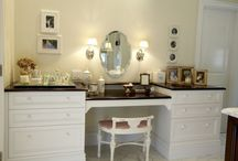 Forever Home: Office/Makeup Room / by Christy Gunter