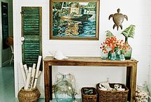 Entry-Living Room / by Lisa Davitt