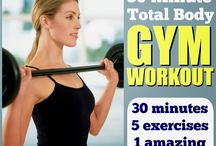 Total Body Workouts / Workouts To Sculpt Your Entire Body