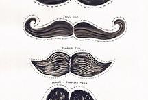 LEA con Movember / Desde LEA queremos dar todo nuestro apoyo al moviemiento MOVEMBER. A dejarnos bigotes ;)