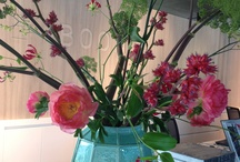 Pompon for companies / Pompon for companies. Pompon verzorgt bloemstukken en planten voor bedrijven