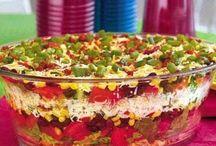 salads / by Ann Thompson