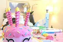 Cake Vanity / Self-made cake