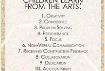 Why are the arts important?