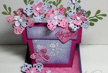 Cardzzz...Flower Pots / by Cat o phile