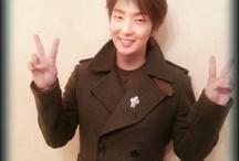 I want to meet people is Mr. Lee Joon Gi