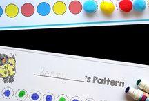 Kindergarten Activities / Teaching activities, crafts & ideas for kindergarten, reception, foundation and preprimary.