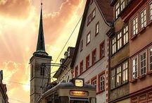 Urlaub 2016-Erfurt, Weimar, Berlin
