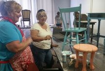 Get Crafty in Marion County, WV / Try your hand at painting, pottery, ceramics and other crafts.