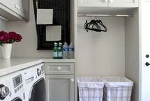 laundry Small spaces