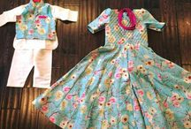 couple design dresses