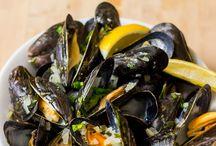 Frutti di mare (seafood)