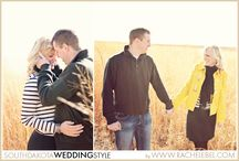 Real Midwest Engagement Photos