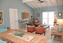 Interior pictures of our Beachside Bungalow