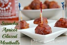 Meatball Recipes to Try / by Dayna