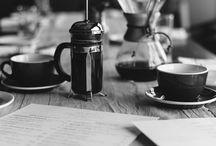 coffee and good food