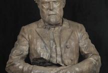 Historical Sculptures by Richard Stravitz