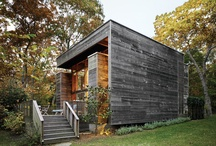 Small homes / by Ginny Schorle