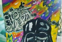 Star Wars Fanart Competition entries / Here are all our entries for our Star Wars fanart competition which ended on the 19/01/17.