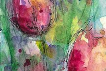 Painting - watercolour
