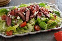 Salads / by Michele Corbin