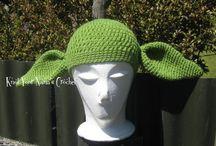 Crochet hats / by Amy Lucas