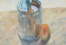 Weyers du Toit Still Lives / Still lives painted from life in oils, in one or two sittings.