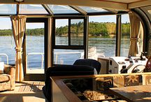 Houseboats / Life on the water.
