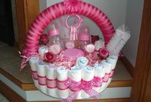 fairy themed baby shower for lilyan faye / by Suzanna Dennis
