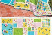 Quilting/sewing / Quilting projects, sewing, fabric. Organization / by Brenda Jowers