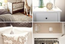 Nursery / Nursery ideas! / by Katy Hurd