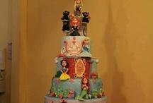 Disney Prinses Taarten