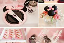 Rylee's 1st birthday ideas