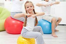 Cwiczenia z dziecmi