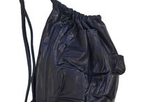 Leather Bags and Accessories / Bags and Accessories made of genuine leather and felt