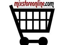 mixSTOREonline.com / Main desire of our business lies in our specification and focus which is turning in to online sale mainly focus on electronics good and accessories.
