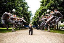 Super cool wedding photos